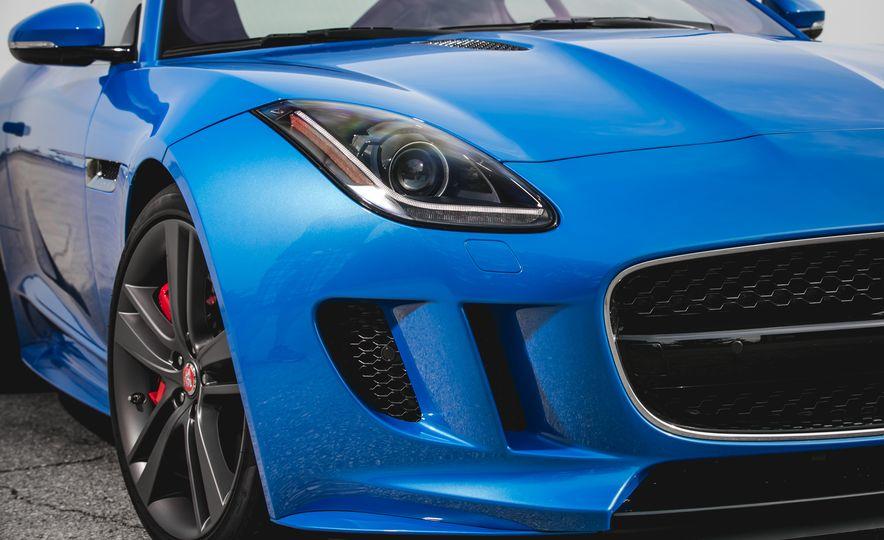 2017 Jaguar F-type S coupe - Slide 22