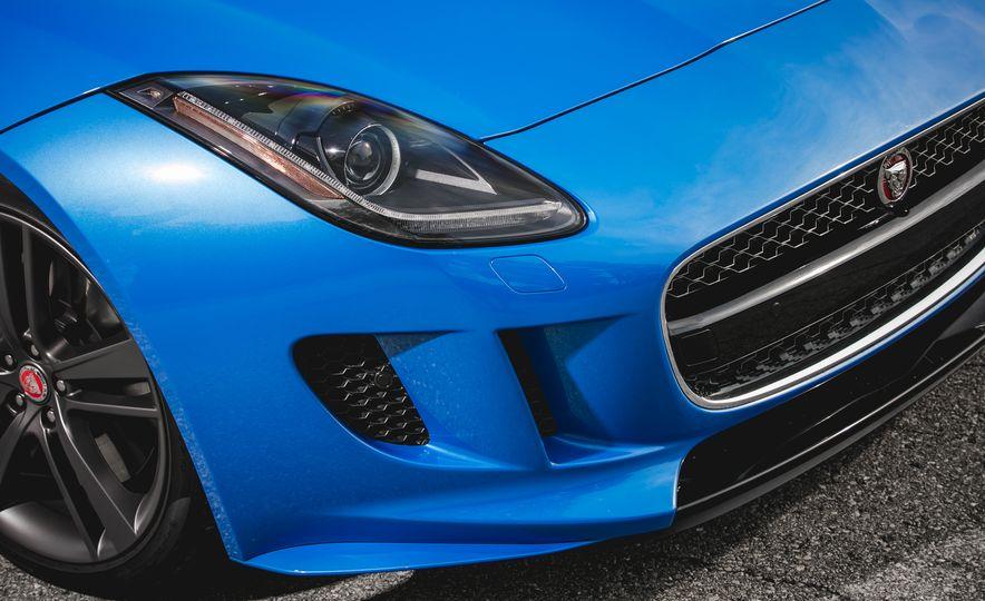 2017 Jaguar F-type S coupe - Slide 23