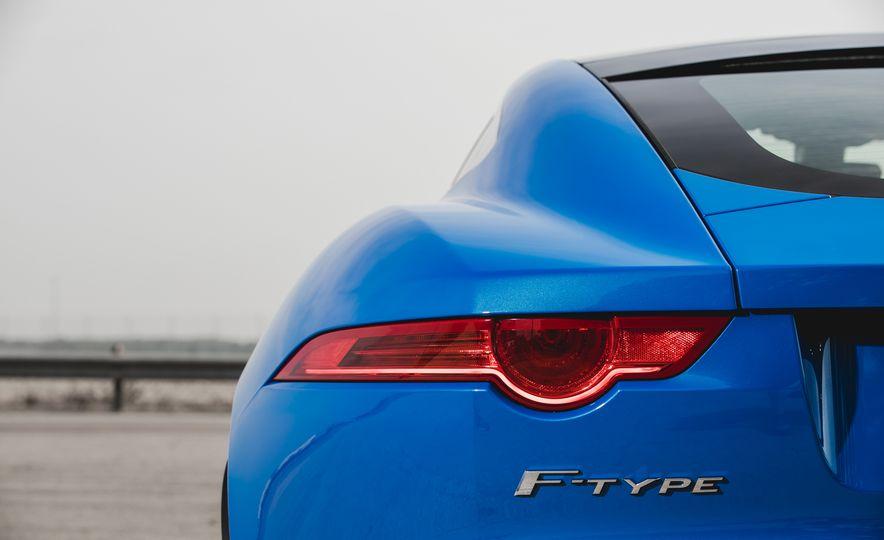 2017 Jaguar F-type S coupe - Slide 30