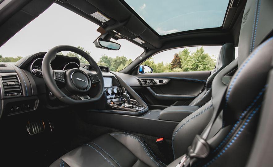 2017 Jaguar F-type S coupe - Slide 33