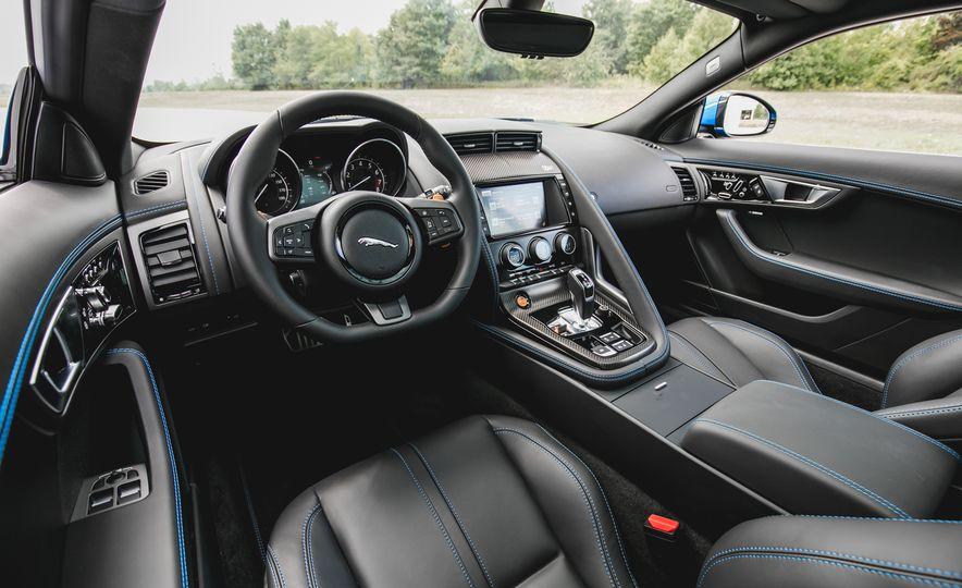 2017 Jaguar F-type S coupe - Slide 34