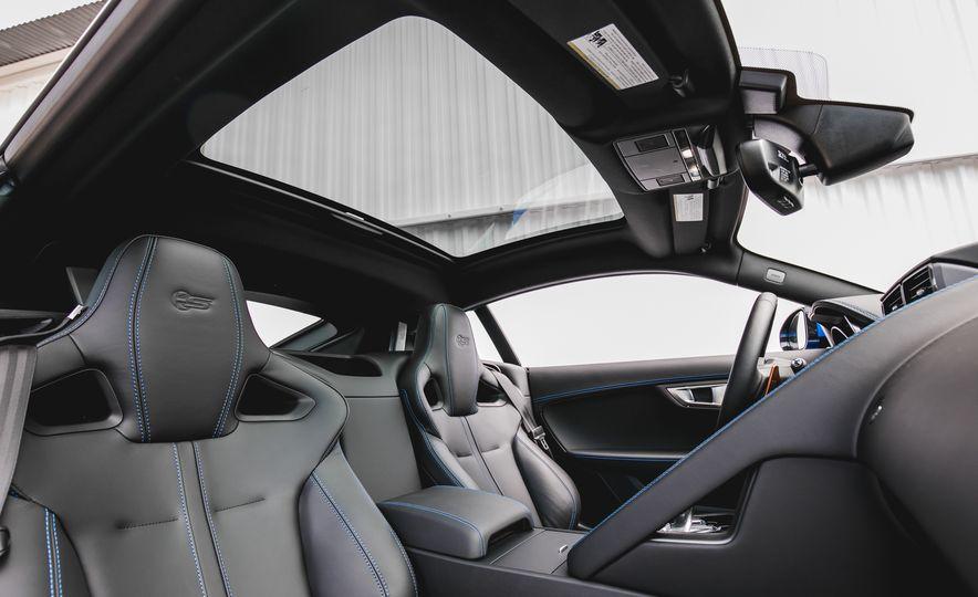 2017 Jaguar F-type S coupe - Slide 36