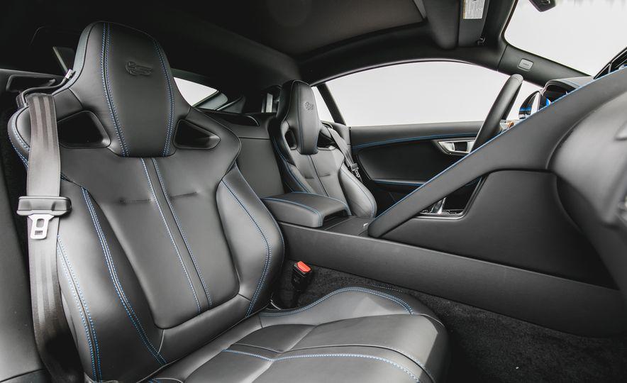 2017 Jaguar F-type S coupe - Slide 37