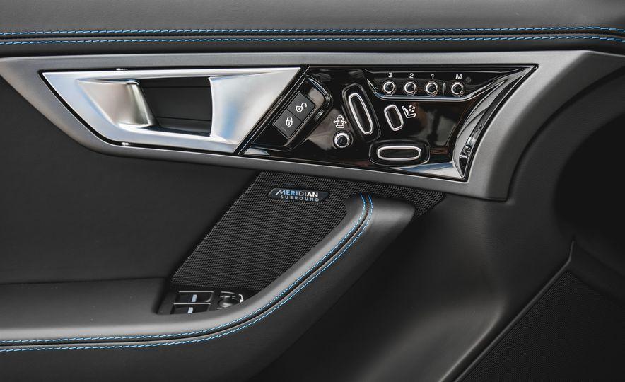 2017 Jaguar F-type S coupe - Slide 41