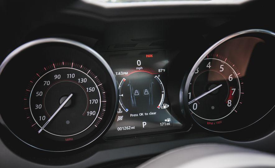 2017 Jaguar F-type S coupe - Slide 44