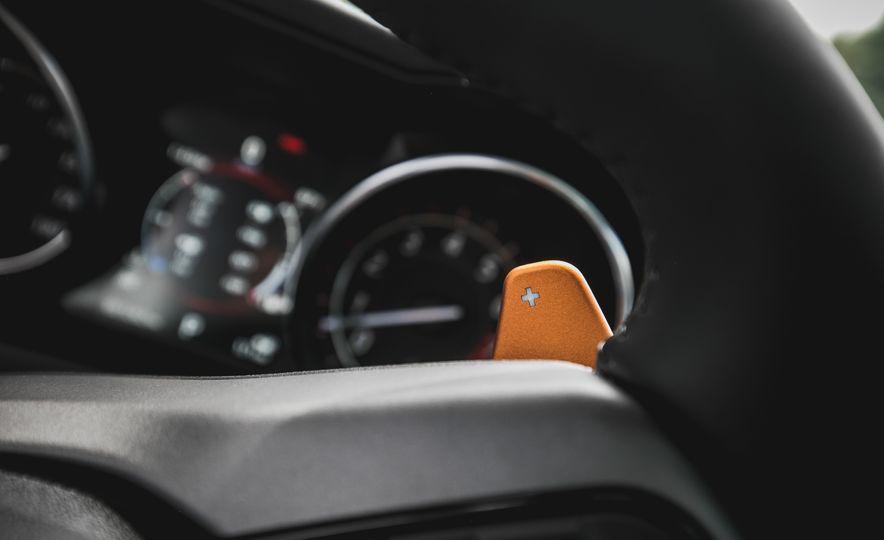 2017 Jaguar F-type S coupe - Slide 45