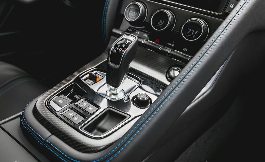 2017 Jaguar F-type S coupe - Slide 47