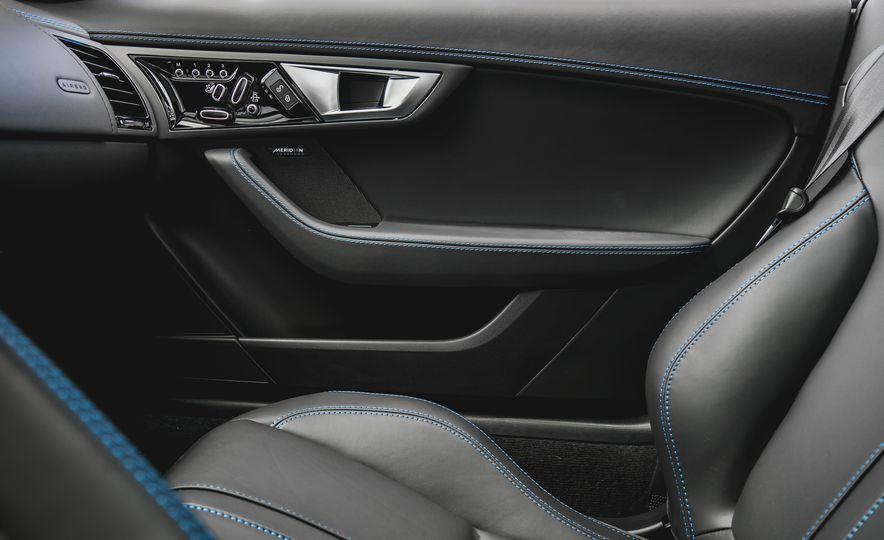 2017 Jaguar F-type S coupe - Slide 52
