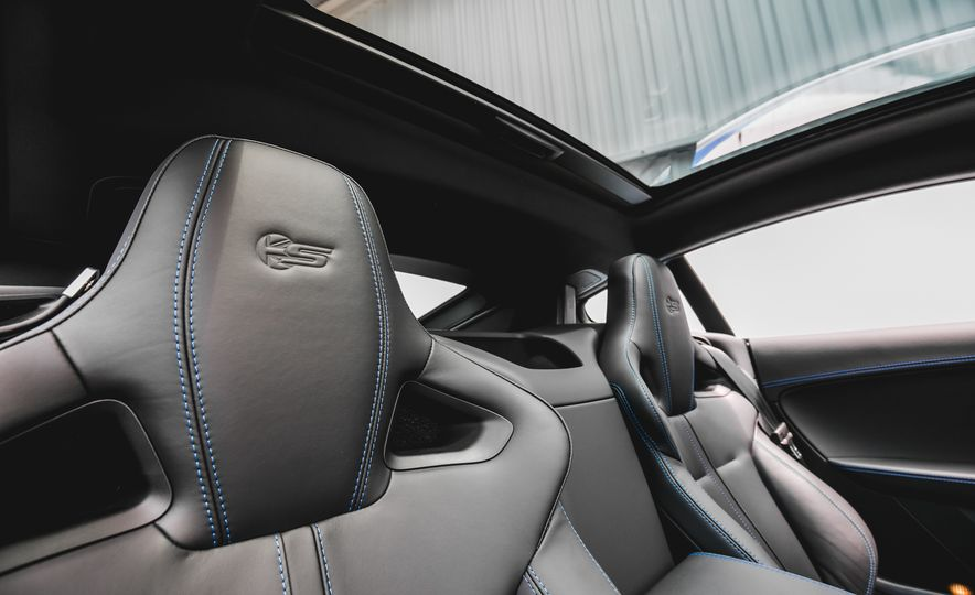 2017 Jaguar F-type S coupe - Slide 54