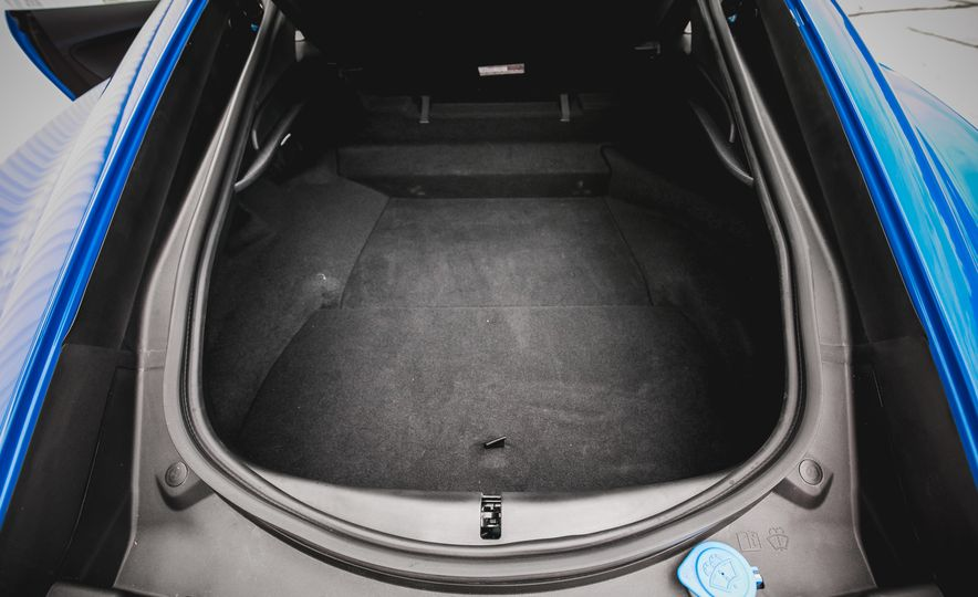 2017 Jaguar F-type S coupe - Slide 57