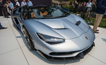 2017 Lamborghini Centenario Roadster Doesn't Surprise, But Still Wows – Official Photos and Info