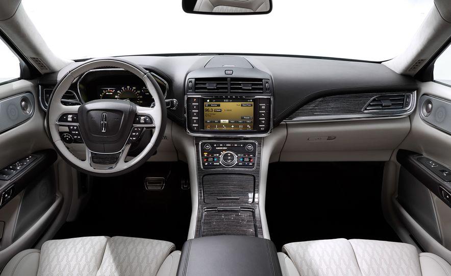 2017 Lincoln Continental - Slide 13