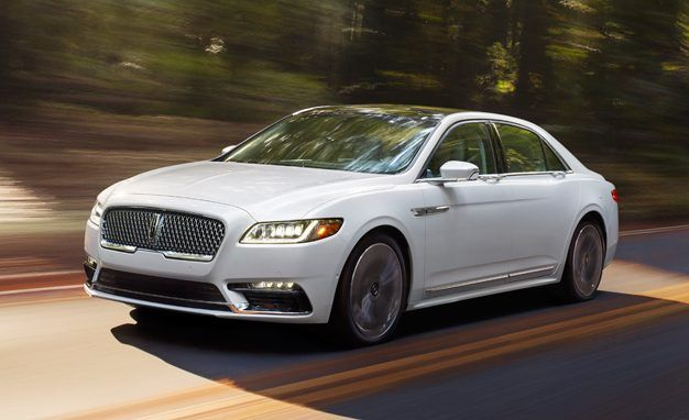 2017 Lincoln Continental Fuel Economy Numbers Discovered and Considered