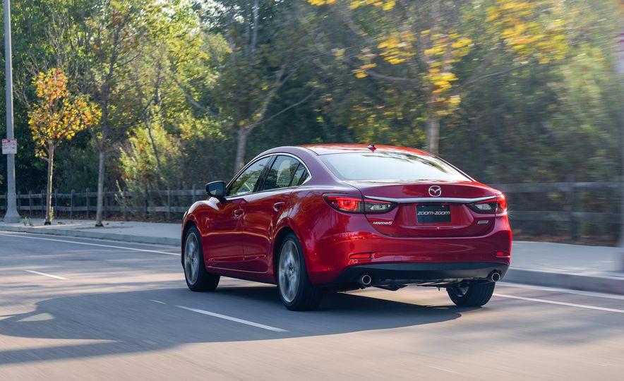 Mazda 6 convertible - Slide 7