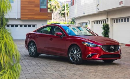 2017 Mazda 6 Adds Equipment, Keeps Manual, Starts at $22,780