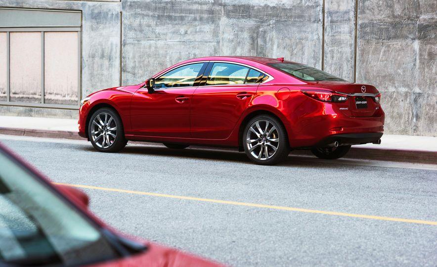 Mazda 6 convertible - Slide 14