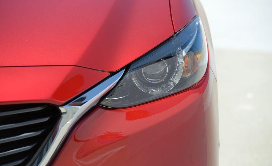 Mazda 6 convertible - Slide 26