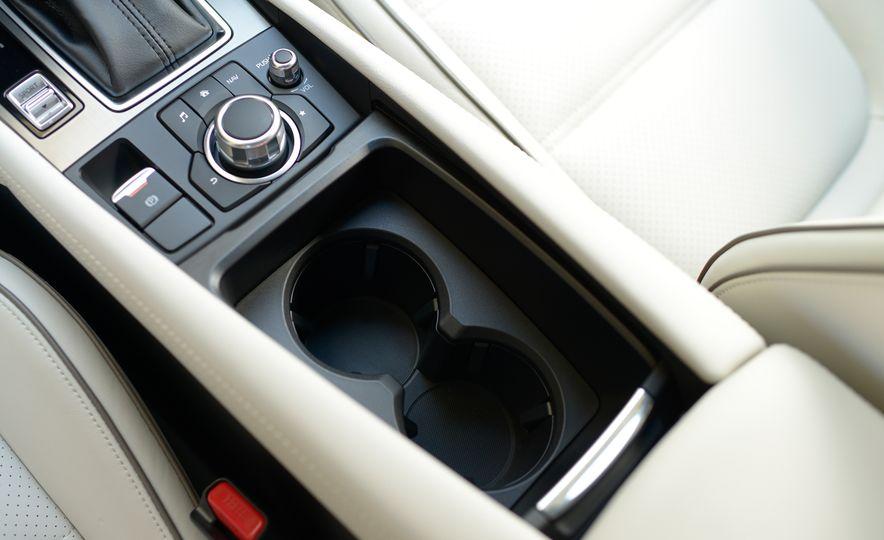 Mazda 6 convertible - Slide 40