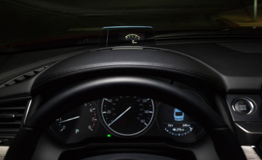 Mazda 6 convertible - Slide 51