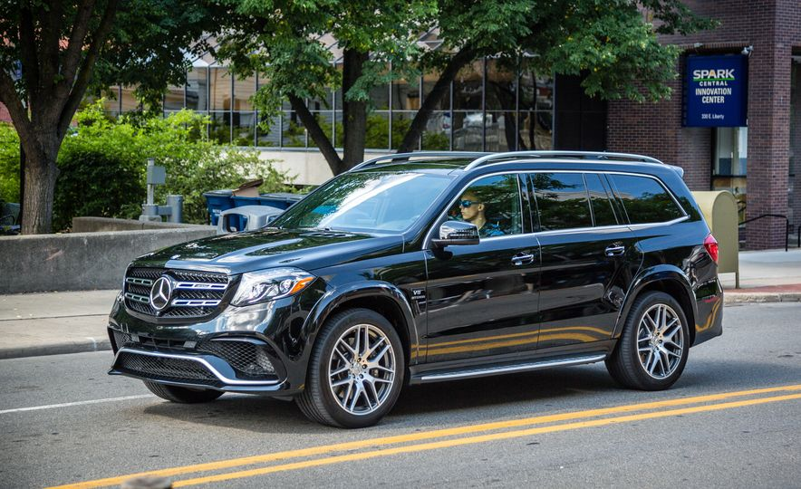 2017 Mercedes-AMG GLS63 - Slide 7