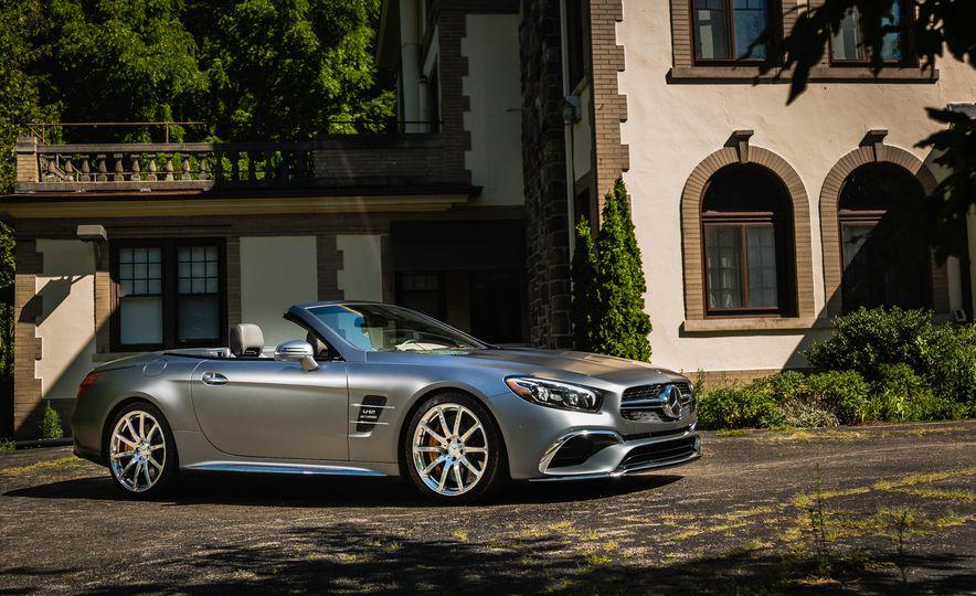 2017 Mercedes-AMG SL65 - Slide 19
