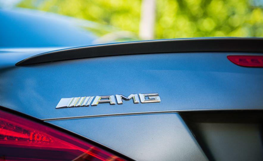 2017 Mercedes-AMG SL65 - Slide 30