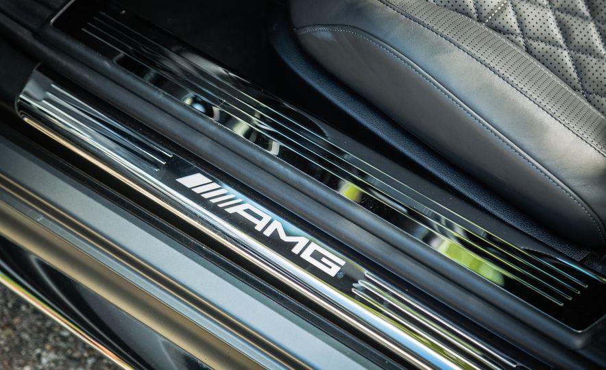 2017 Mercedes-AMG SL65 - Slide 33
