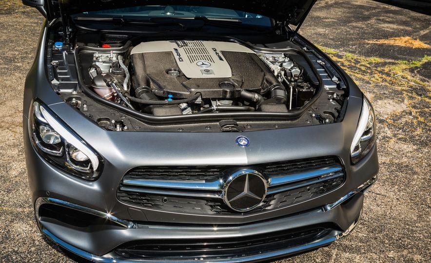 2017 Mercedes-AMG SL65 - Slide 42