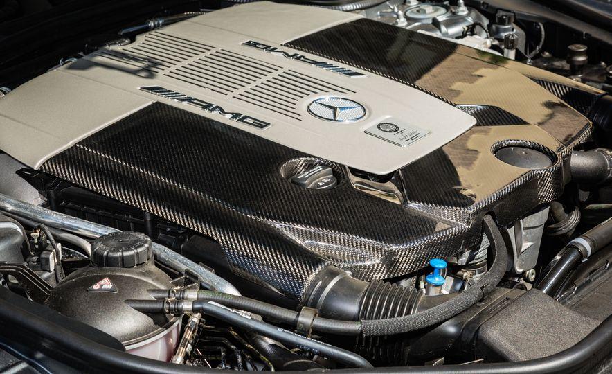 2017 Mercedes-AMG SL65 - Slide 44