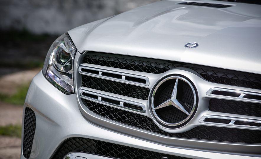 2017 Mercedes-Benz GLS450 - Slide 17