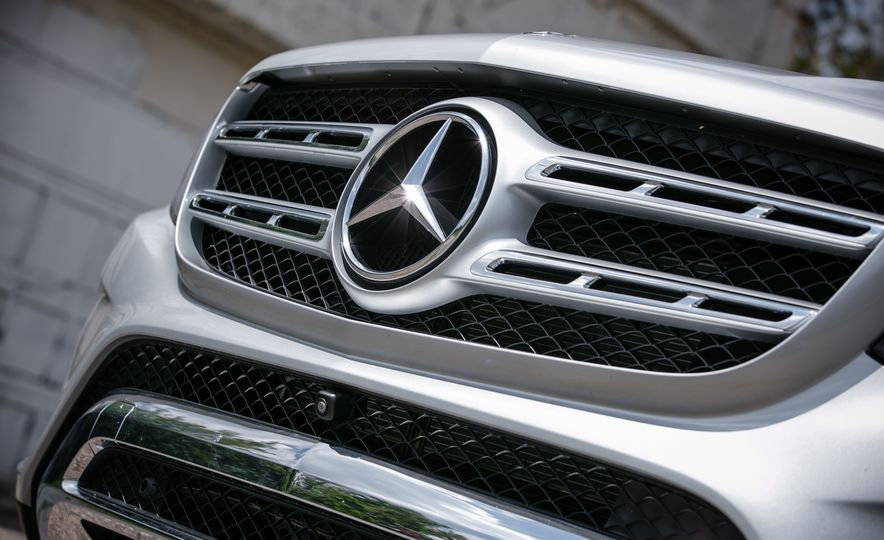 2017 Mercedes-Benz GLS450 - Slide 19