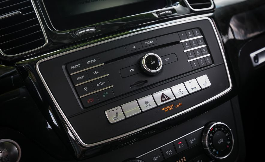 2017 Mercedes-Benz GLS450 - Slide 45