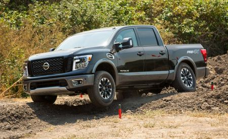 Titanic Pricing News: Nissan Half-Ton Crew Cab Starts Shy of 36 Grand