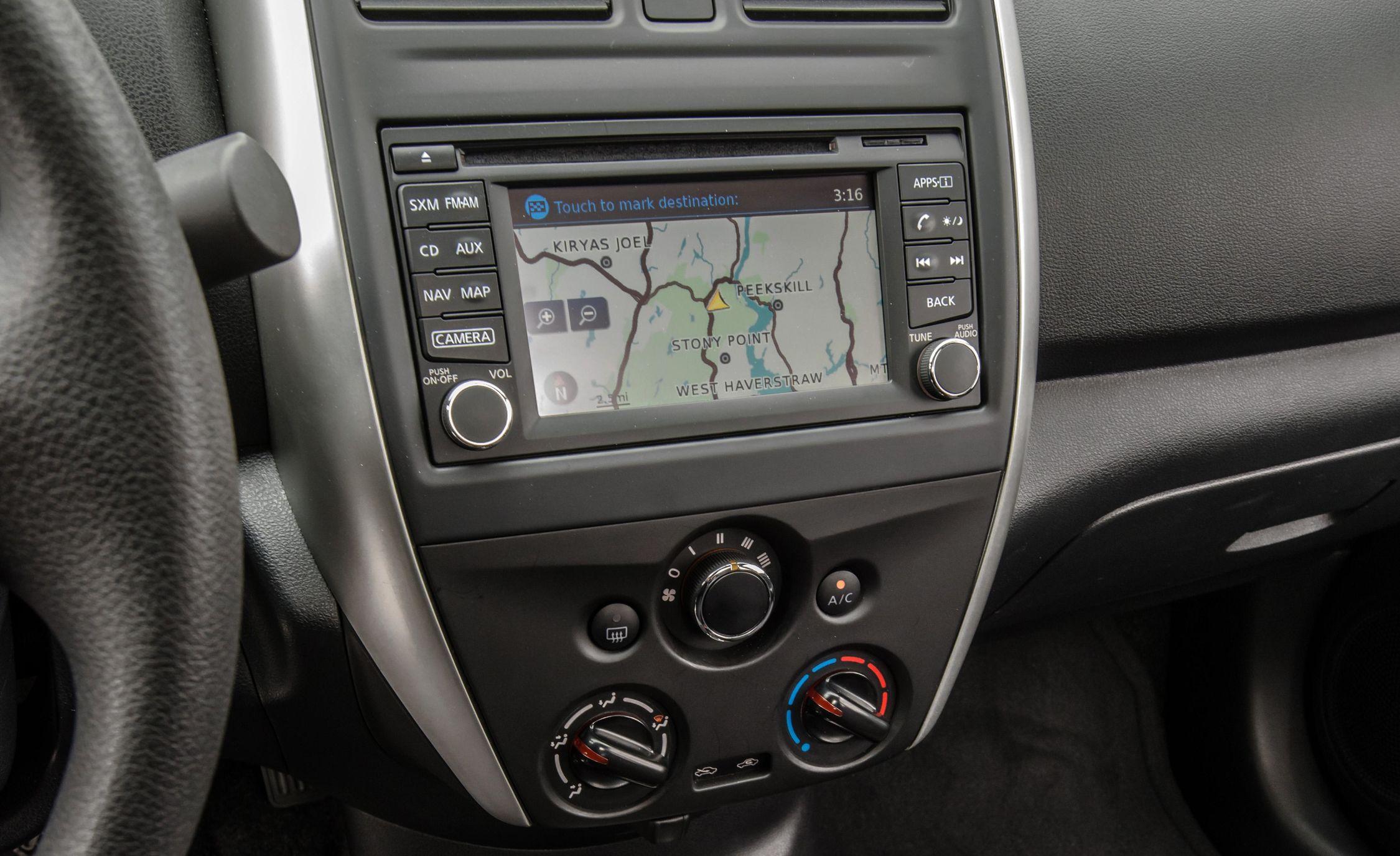 2019 Nissan Versa Reviews Price Photos And Specs Car Driver