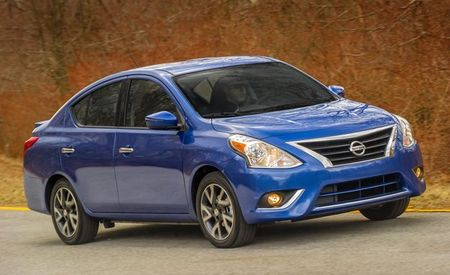 The Cost of Driving Cheap: 2017 Nissan Versa Sedan Priced