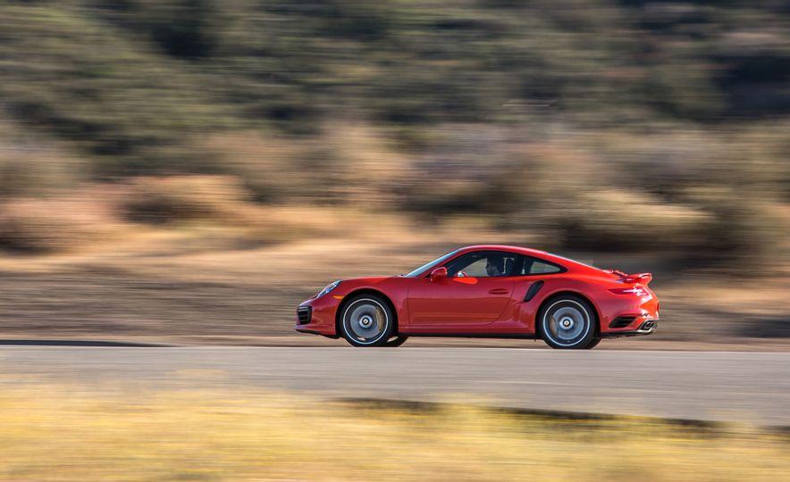 2017 Porsche 911 Turbo - Slide 28