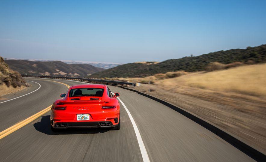 2017 Porsche 911 Turbo - Slide 30