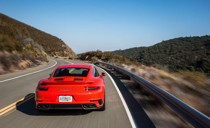 2017 Porsche 911 Turbo - Slide 31