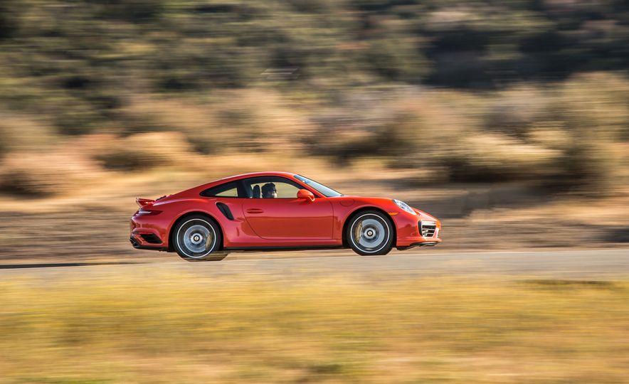 2017 Porsche 911 Turbo - Slide 32