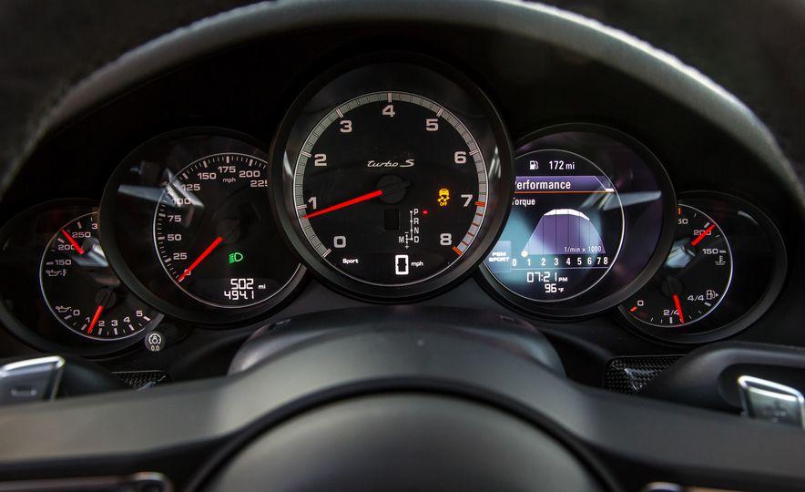 2017 Porsche 911 Turbo - Slide 50