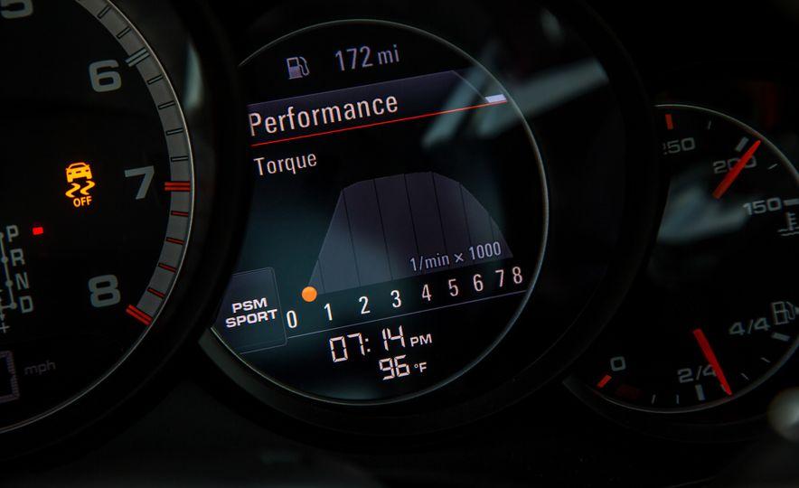 2017 Porsche 911 Turbo - Slide 52