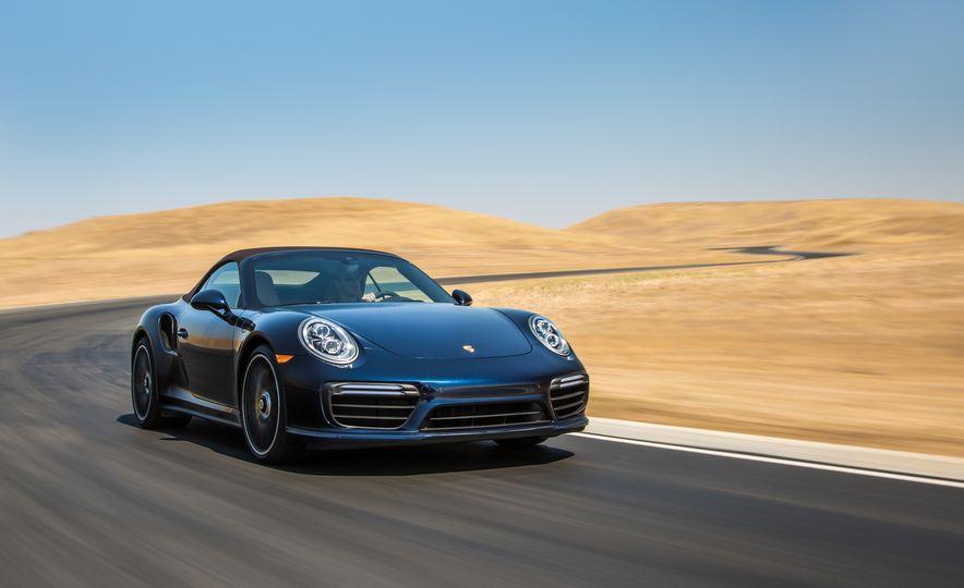 2017 Porsche 911 Turbo - Slide 58