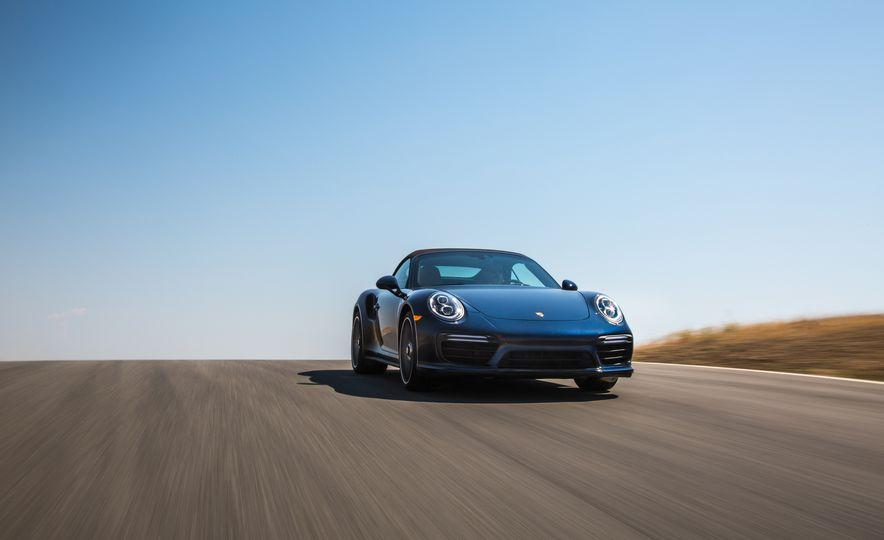 2017 Porsche 911 Turbo - Slide 59