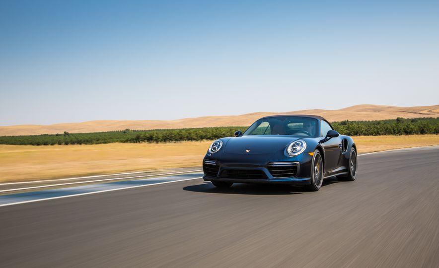 2017 Porsche 911 Turbo - Slide 62