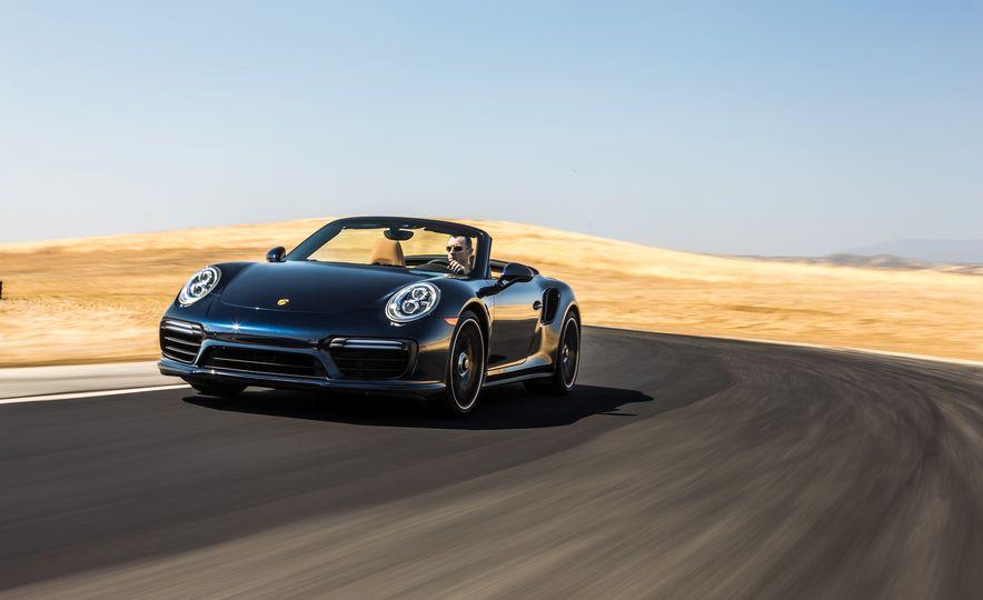 2017 Porsche 911 Turbo - Slide 65