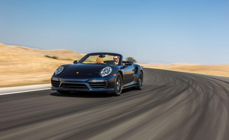 2017 Porsche 911 Turbo - Slide 66