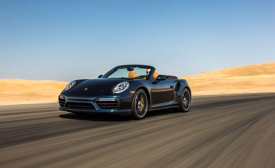 2017 Porsche 911 Turbo - Slide 68