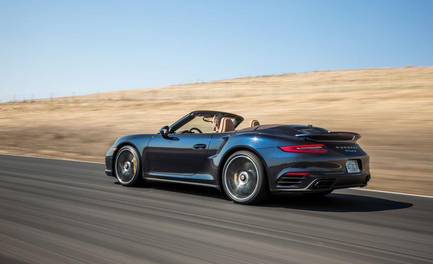 2017 Porsche 911 Turbo - Slide 70