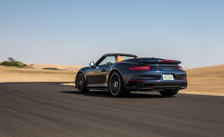 2017 Porsche 911 Turbo - Slide 72