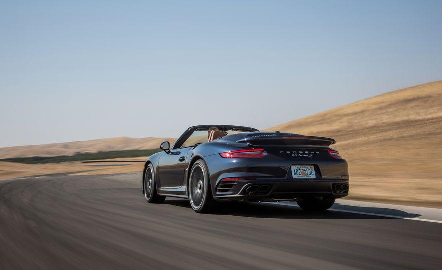 2017 Porsche 911 Turbo - Slide 73